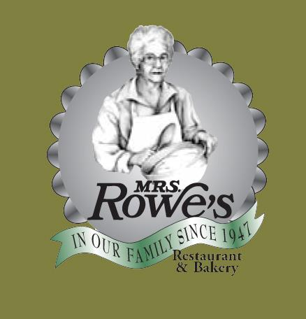Mrs. Rowe's Family Restaurant and Bakery