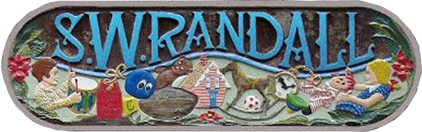 S.W Randall Toys and Gifts