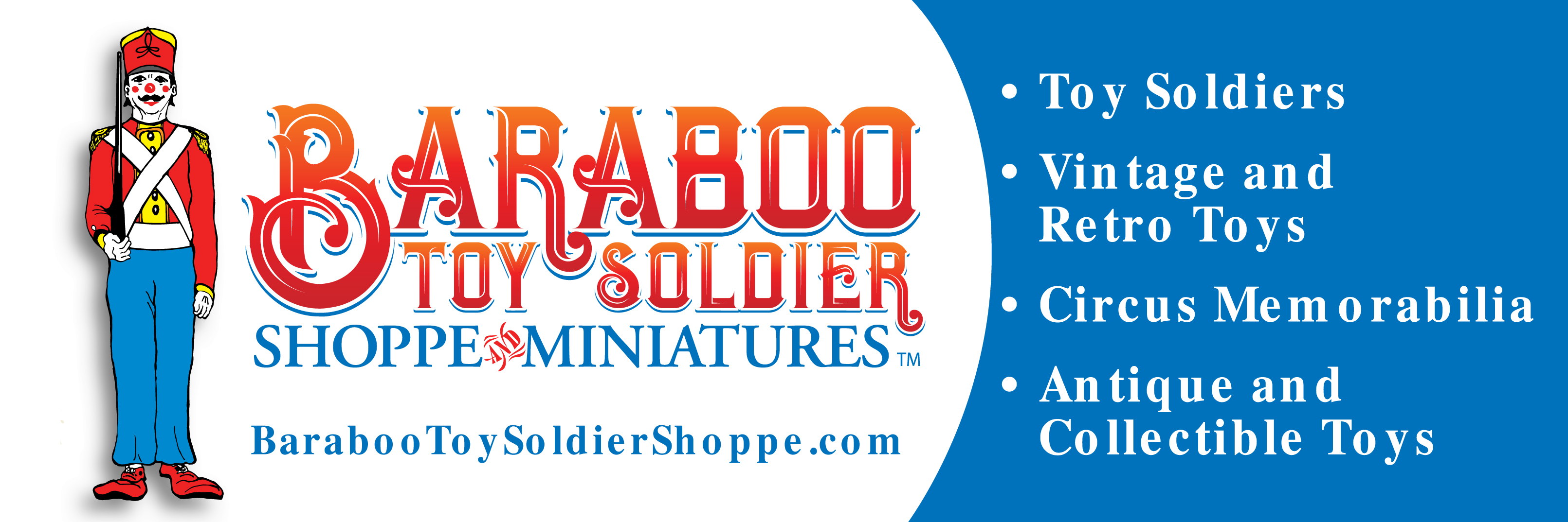 Barabootoy Soldier Shoppe