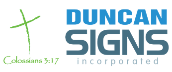 Duncan Signs