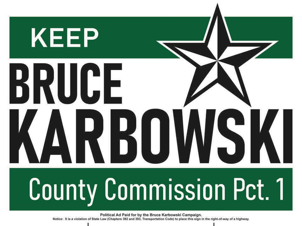 Bruce Karbowski / Liberty County Commissioner