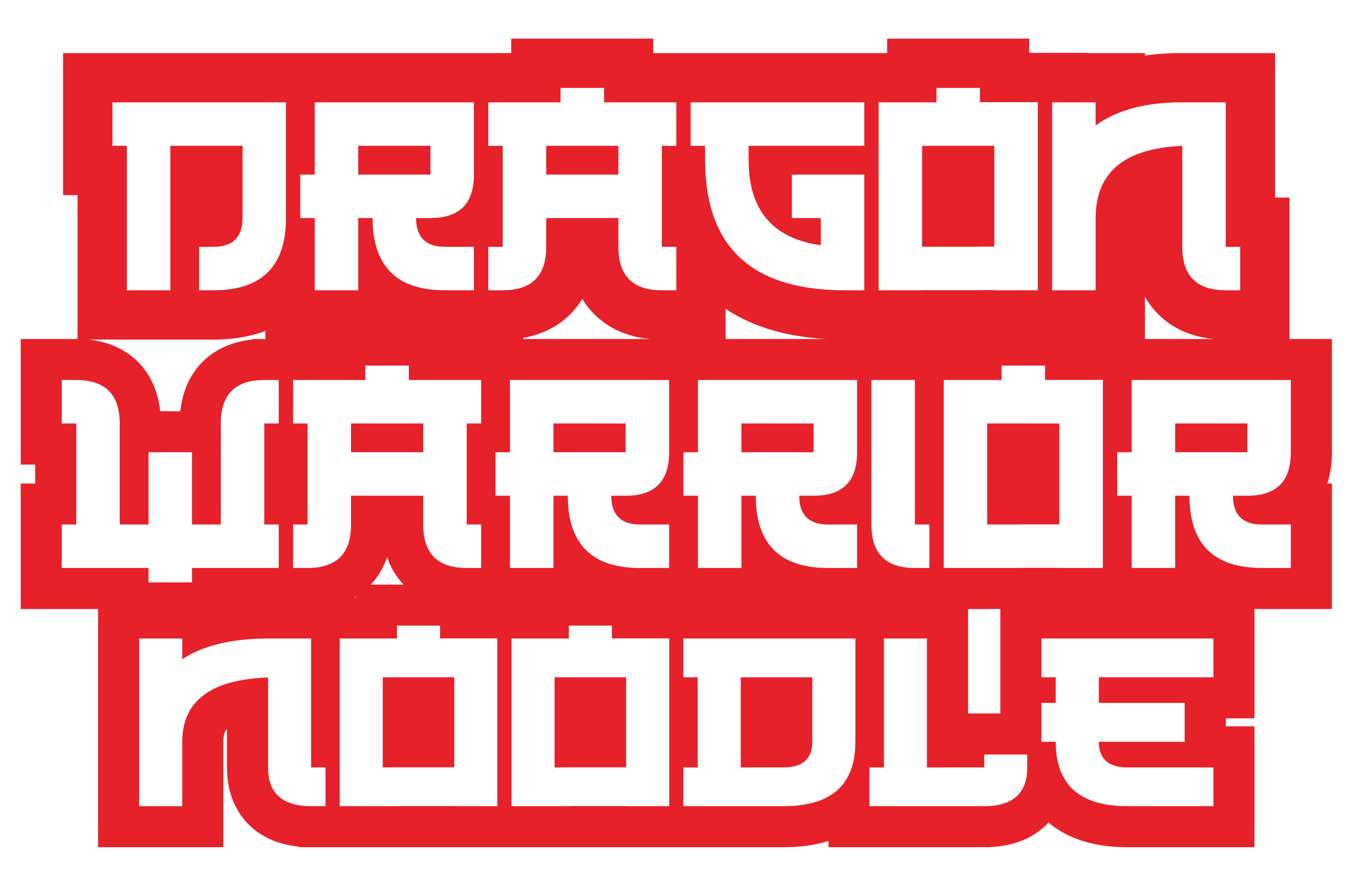 Dragon Warrior Noodle