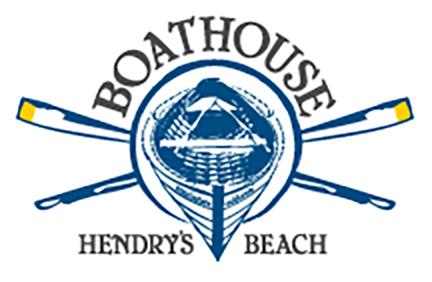 Boathouse at Hendry's Beach