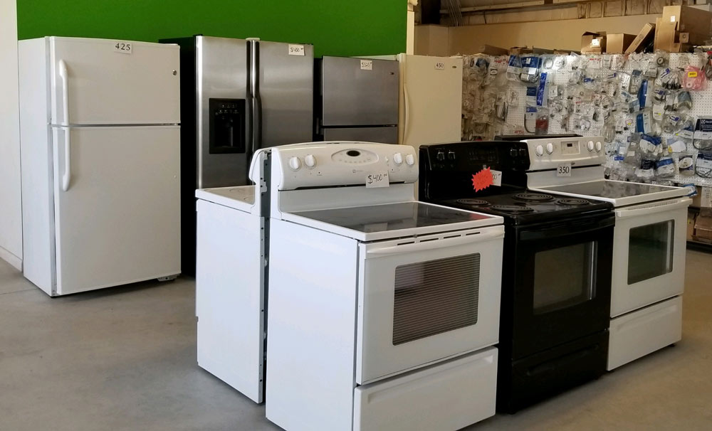 T T Appliance Repair Used Appliance Sales