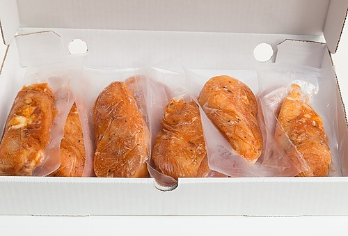 Teriyaki Style Boneless Skinless Chicken Breast 6 oz+ (8-11 pieces)