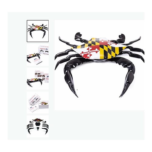 Jimmy the Crab Puzzle Set