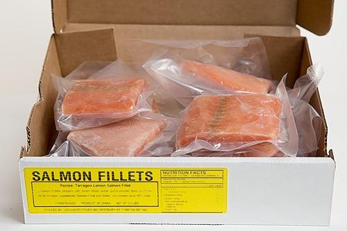 Salmon (6-8)