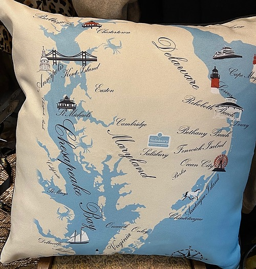 Maryland Pillow