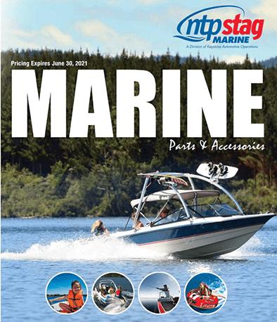 Marine Parts & Accessory Catalog