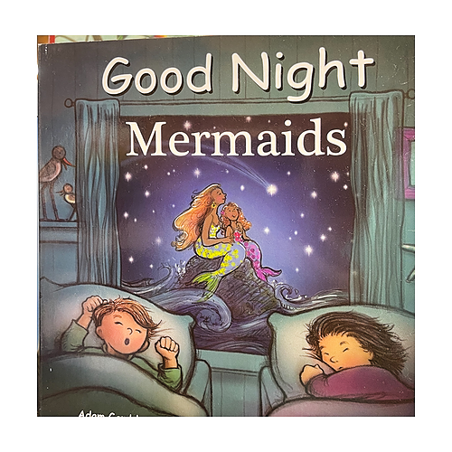 Good Night Mermaids Book