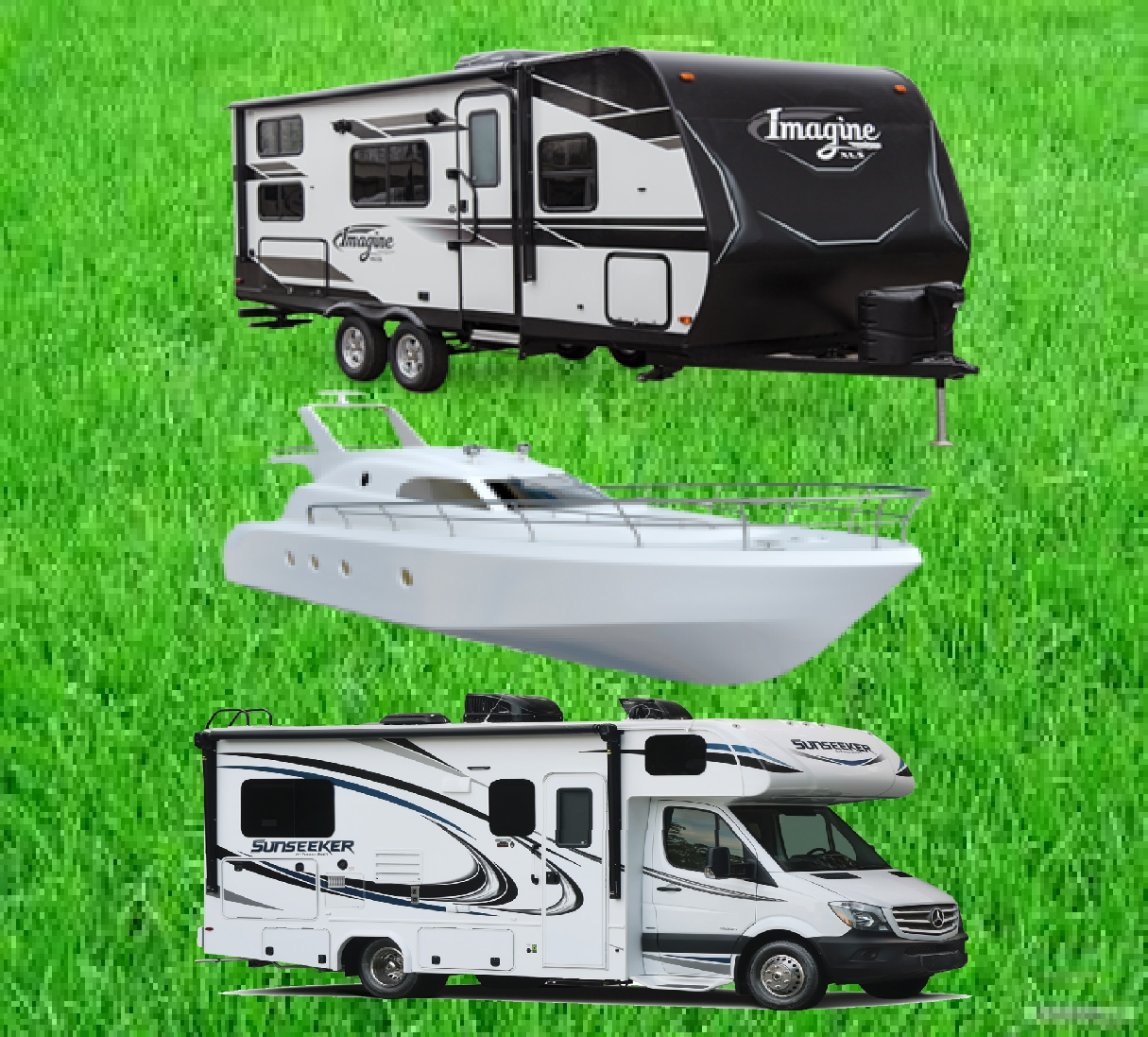 RV, Trailer & Marine Parts & Accessories