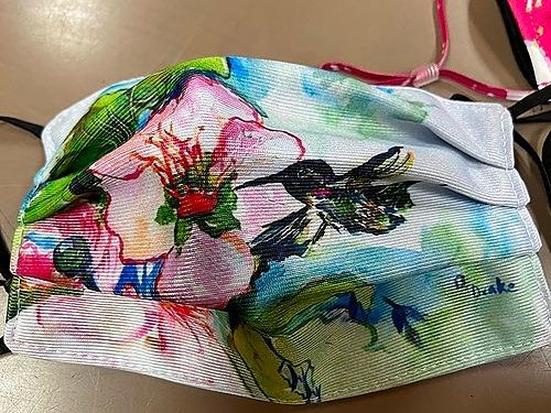 Humming Bird Mask
