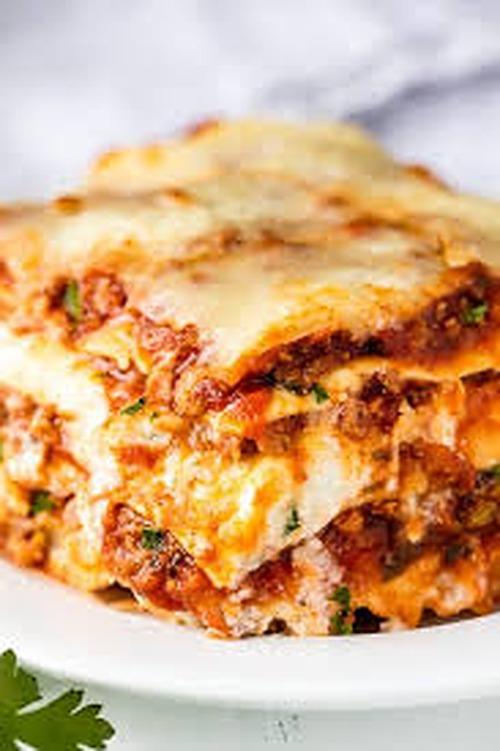 Lasagna Bolognese (Meat)