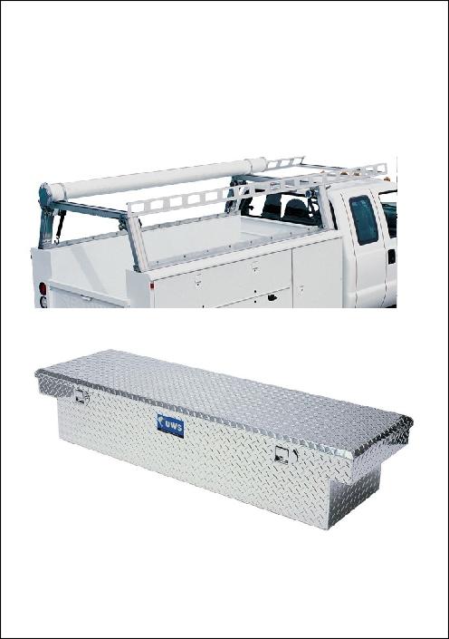 Contractor Truck Accessories