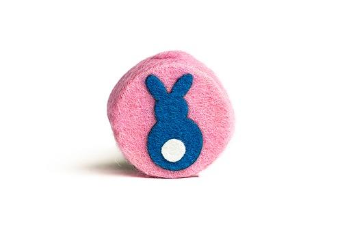 Blue Bunny Soap