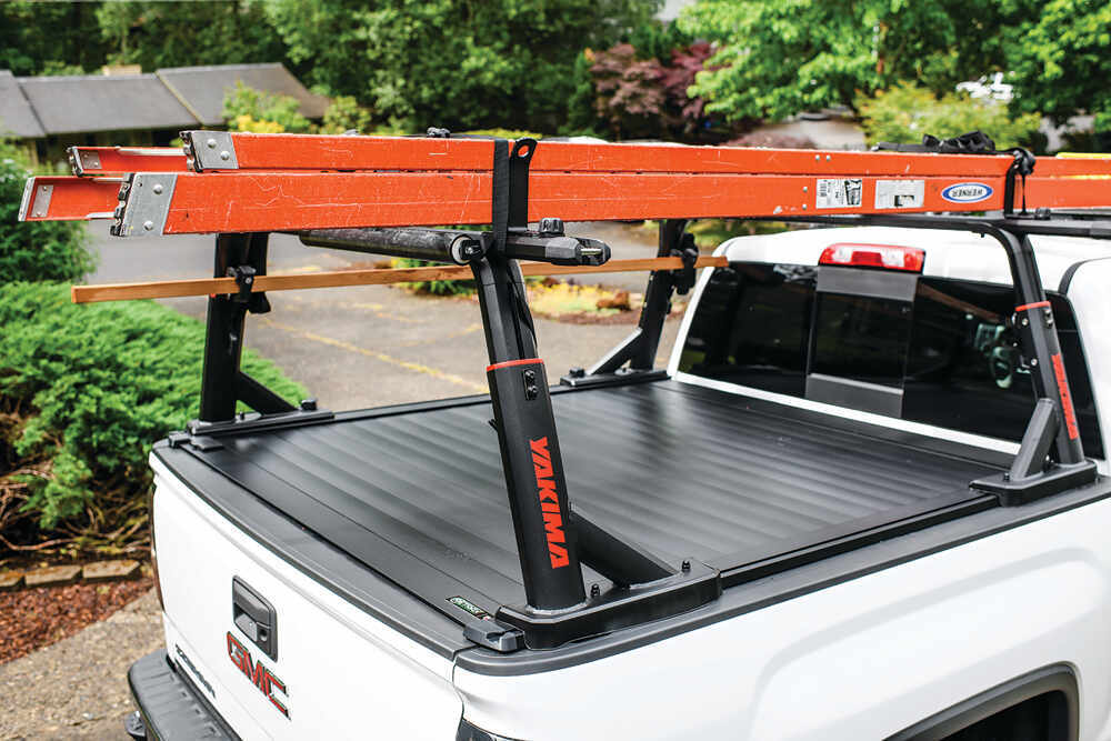 Ladder Rack & Tonneau Cover System