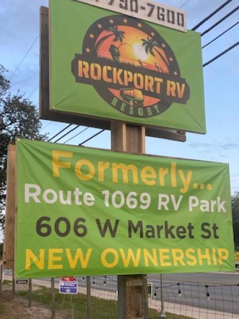 FIND AN RV PARK IN ROCKPORT, TX VISIT ROCKPORT RV RESORT TODAY
