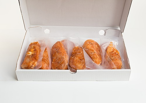 Southwest Boneless Skinless Chicken Breast 6 oz+ (8-11 pieces)
