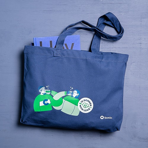 """Sustainable """"To Go"""" Bag"""