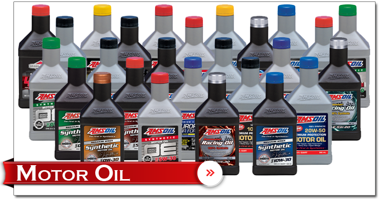 We Stock Many Different AMSOIL Products In Store