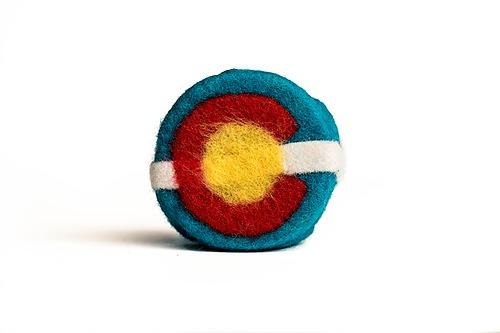 Colorado Flag Blue