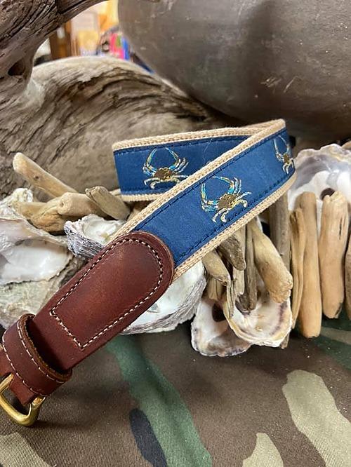Ribbon Crab Belt