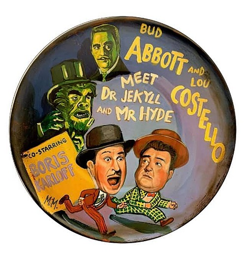 """Abbott & Costello Meet Dr Jekyll and Mr. Hyde"""
