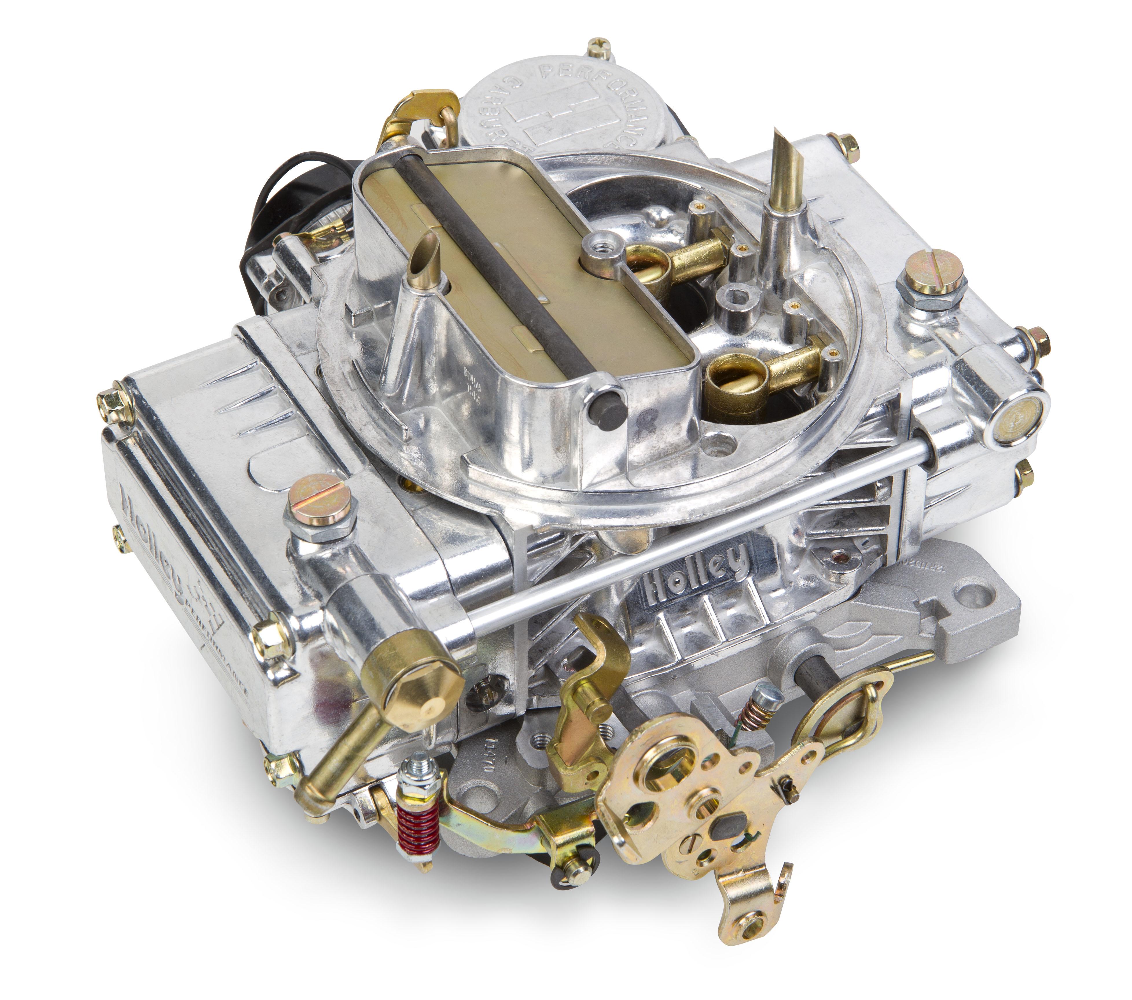 Holley Carburetors