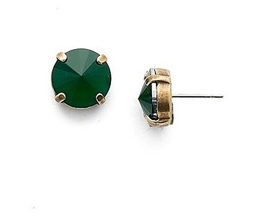 Sorrelli Green Earrings