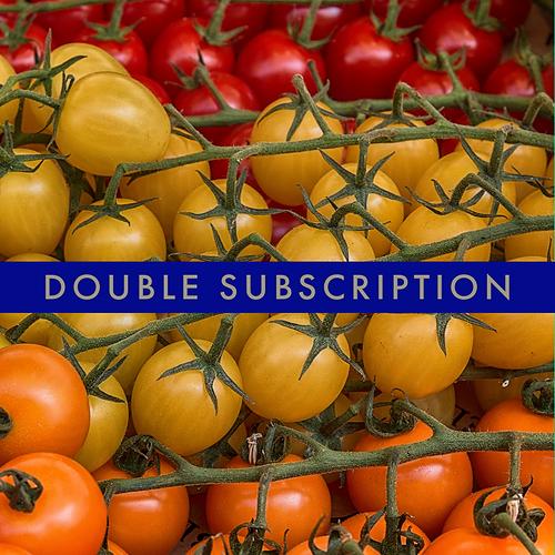 Subscription Double Basket