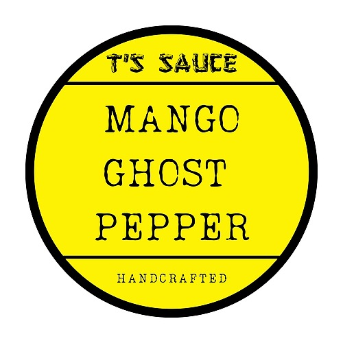 T'S MANGO GHOST PEPPER SAUCE