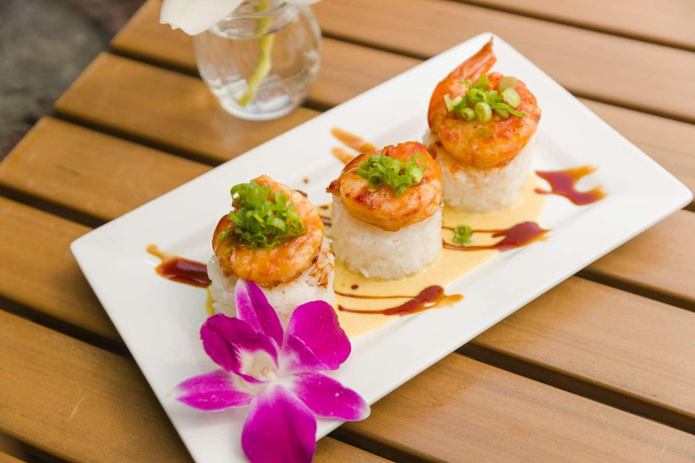 Tongaroa Shrimp $16