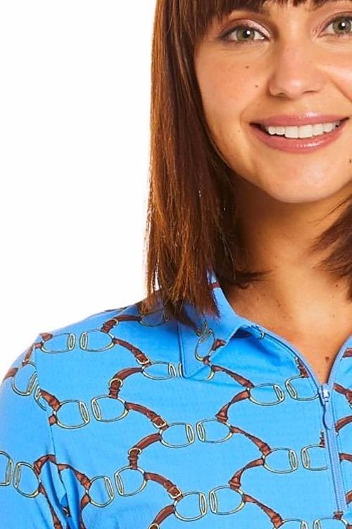 Horsebit Shirt Made By IBKUL