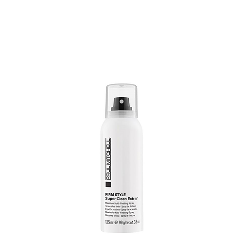 Firm style super clean extra maximum hold- finishing spray 3.5oz