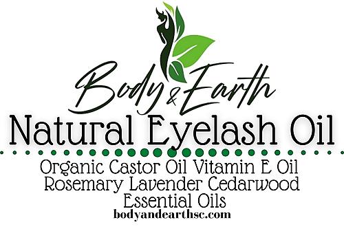 Natural Eyelash Oil