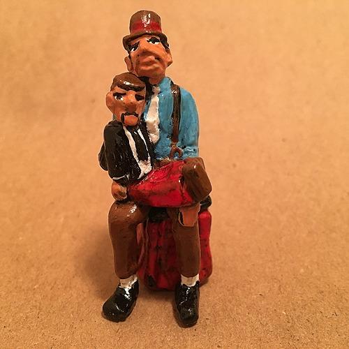 Vaudeville Ventriloquist