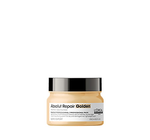 Gold quinoa + protein absolute shampooing reconstructant