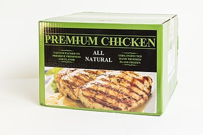 All Natural Quality Free Range Chicken