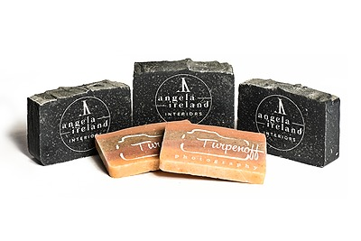 Custom Logo Soap