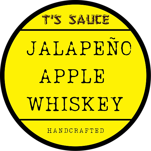 T'S JALAPENO APPLE WHISKEY (JAW) SAUCE