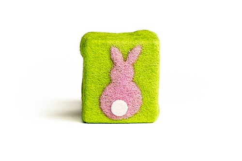 Pink Bunny Soap