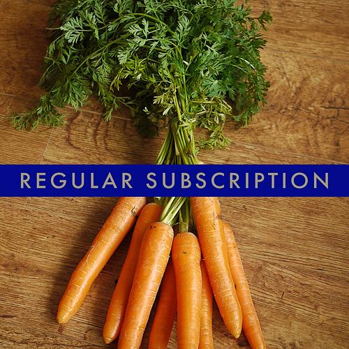 Subscription Regular Basket