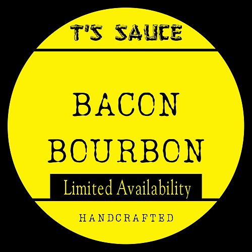 T's Bacon Bourbon Sauce