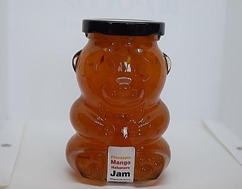 Pineapple-Mango-Habanero Jam