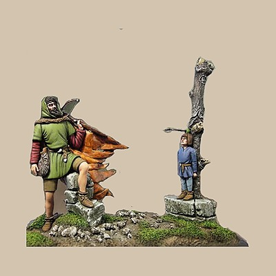 Historical Figure Miniatures