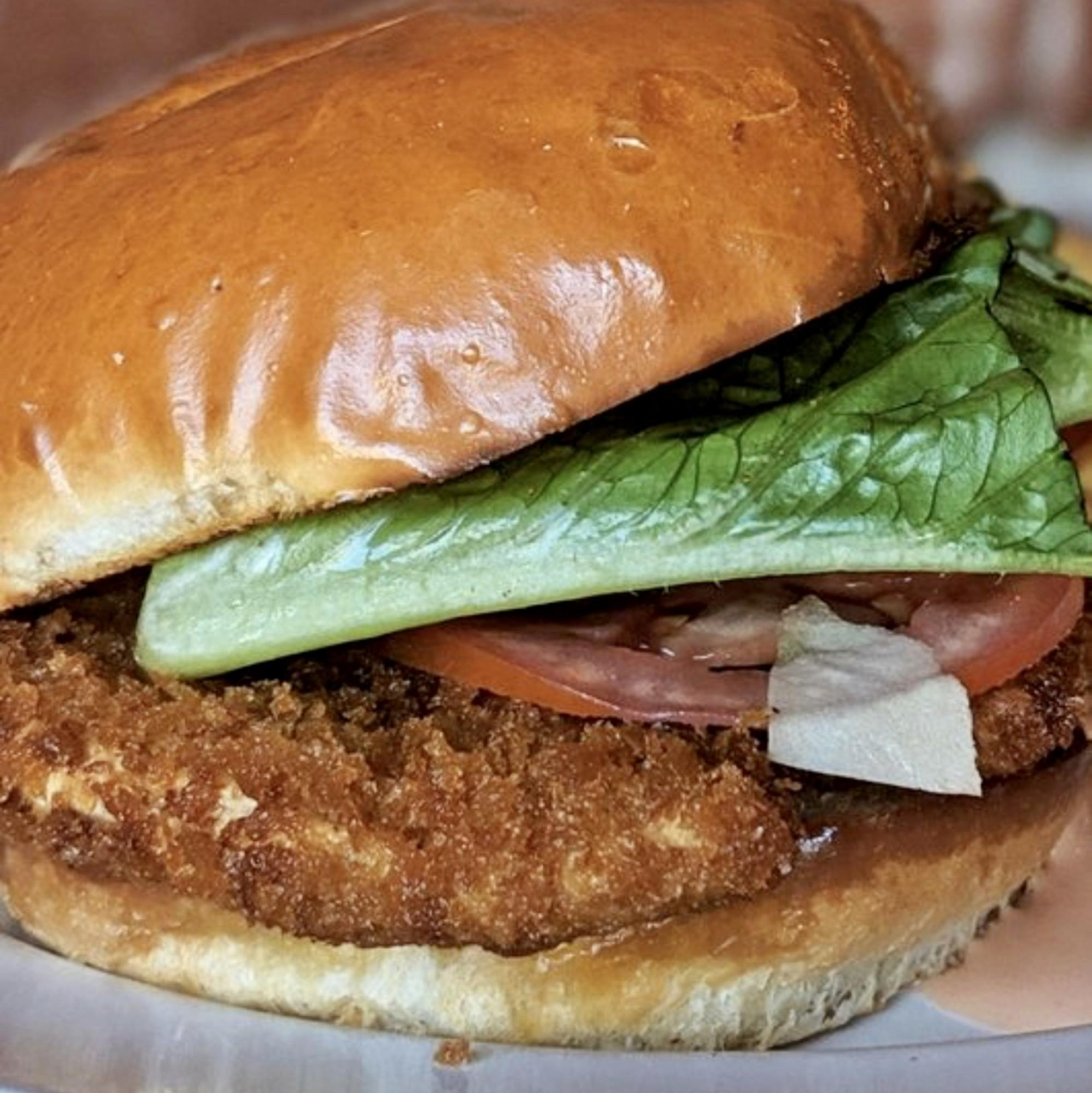 Chick'n Sandwich