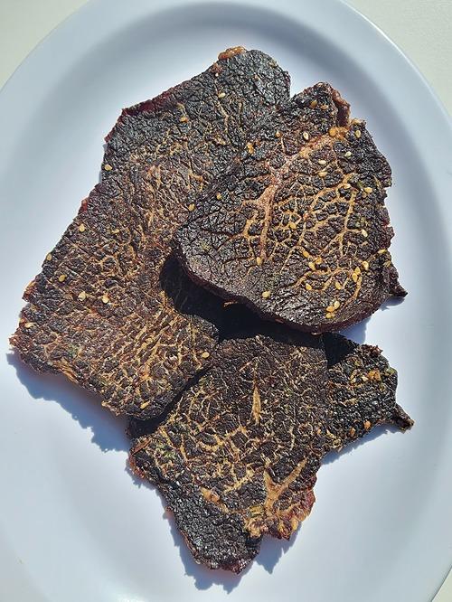 Korean BBQ,  Ol' Pappy Flavor, Bear Breath