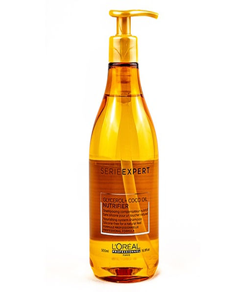 Gylcerol + coco oil nutrifier shampooing compensator 16.9oz