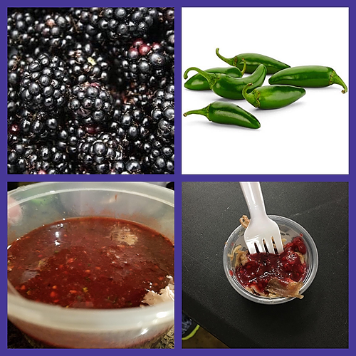 T's Blackberry Jalapeno Sauce - COMING SOON!