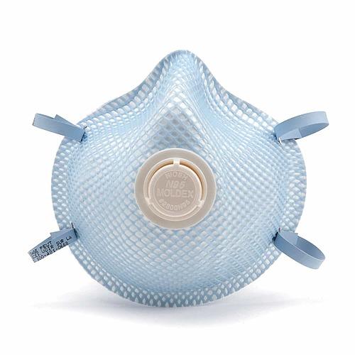 Moldex N95 Respirator With VALVE